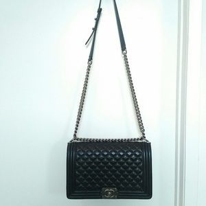 Chanel Boy Bag Large